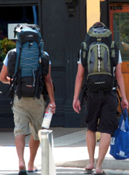 España se convierte en el tercer país del mundo preferido por los jóvenes para viajar, según un estudio de MasterCard