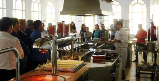 Cerca de 200 profesionales del sector hotelero han asistido a los cursos de formación de Unilever Food Solutions