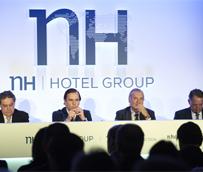 Optimismo en la junta de accionistas de NH por la positiva evolución y el cumplimiento del Plan Estratégico