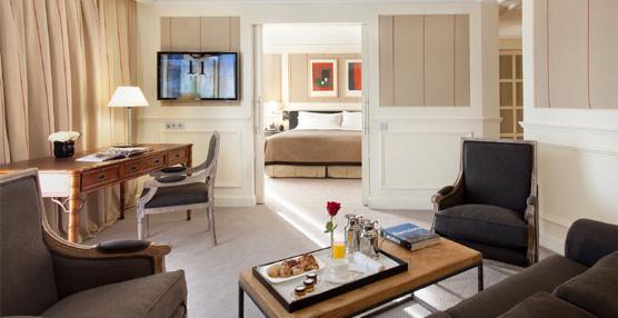 La suite 225 del Majestic Hotel & Spa Barcelona vuelve a participar en una iniciativa solidaria junto a la Fundación IReS