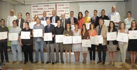 La Generalitat entrega los primeros diplomas de la certificación Hotel Gastronómico de Cataluña a hoteles de pequeño formato