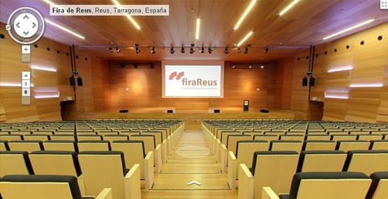 firaReus presenta en su página 'web' un 'tour' virtual para que los visitantes puedan conocer 'in situ' sus diversas instalaciones