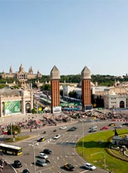 Fira de Barcelona colabora un año más con la campaña del Banco de Alimentos cediendo uno de sus pabellones