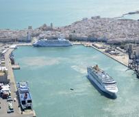 Los puertos españoles reciben dos millones de pasajeros de cruceros en el primer cuatrimestre, un 15% más que hace un año