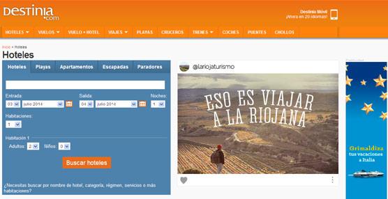 Destinia: 'Las reservas de viajes para el verano han crecido un 40% en lo que va de año, lo que nos hace ser optimistas'