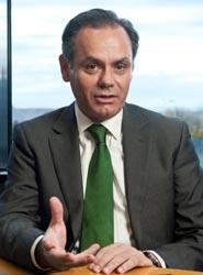 González: 'El cliente corporativo representa el 30% del negocio y una de nuestras apuestas es relanzarlo'