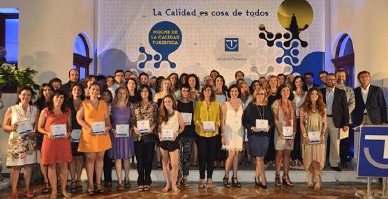 Empresas OPC, el Convention Bureau y el Centro de Congresos de Murcia, entre otros, reciben el SICTED