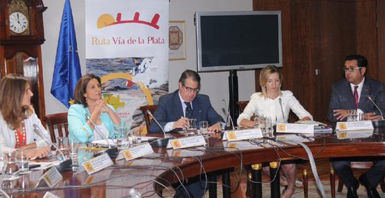 Andalucía, Asturias, Castilla y León y Extremadura se suman al Plan de Promoción 2014 de la Ruta de la Plata