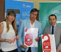 Aehcos se une a la Junta andaluza en una campaña de concienciación contra la violencia de género