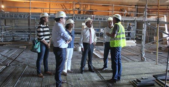 El Palacio de Congresos de Fuerteventura afronta su última fase, previa a su entrada en servicio