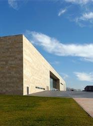 El Palacio de Congresos y Auditorio de La Rioja.
