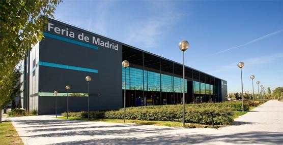 El Centro de Convenciones Norte de Feria de Madrid.