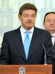 Rafael Catalá se convierte en el nuevo presidente de Enaire.