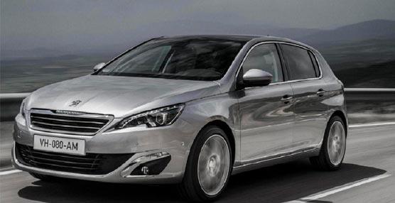 El nuevo Peugeot 308 Active 1.6 e-HDI que ha incorporado Avis a su flota de vehículos en España.