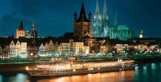 Panavisión Tours pondrá a disposición de sus clientes seis cruceros fluviales por el Rhin esta temporada de verano