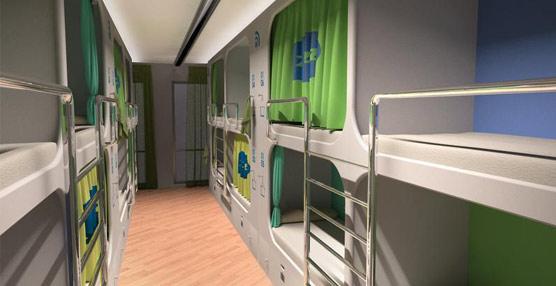 Dream Cube Hostel triunfa en la Ciudad Condal con su concepto japonés de habitaciones en cápsulas