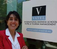 Gloria Chaparro, de Vatel: 'España sigue aún volcada en el turismo de masas y no en un turismo de calidad'