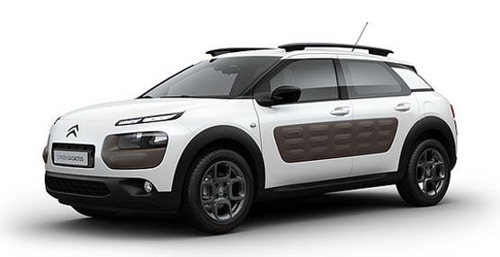 Budget presenta en exclusiva en España el alquiler del nuevo Citroën C4 Cactus