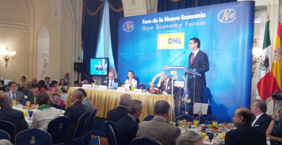 El ministro Soria insiste en 'la perfecta compatibilidad del desarrollo de la industria de hidrocarburos y del Turismo'