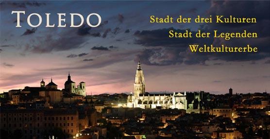 Toledo potencia su imagen como destino turístico y congresual en Alemania