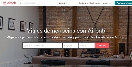 Airbnb crea un nuevo 'portal' y se asocia con Concur para facilitar la búsqueda de viajes de negocios y la gestión de sus gastos