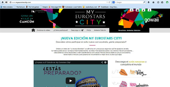 Vuelve My Eurostars City, el certamen internacional de cortometrajes organizado por Eurostars Hotels