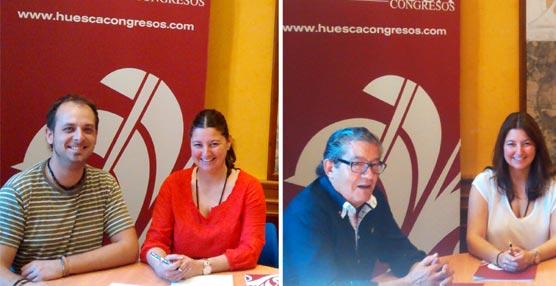 El Restaurante El Origen y el Hostal Alfonso I se asocian a la Fundación Huesca Congresos