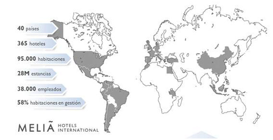 Meliá Hotels International firma un acuerdo marco para gestionar cinco nuevos hoteles Innside en Venezuela