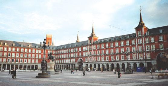 La Plaza Mayor, uno de los atractivos turísticos de la ciudad.