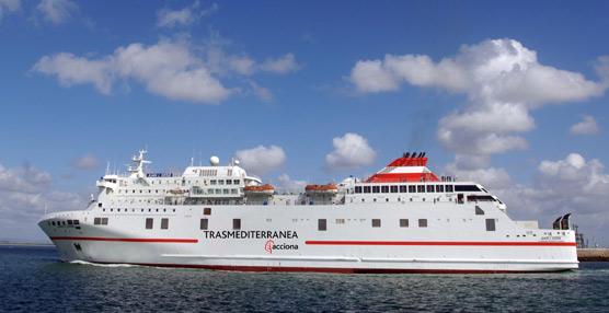 Trasmediterranea amplía destinos con un billete que une la península con Baleares, Canarias, Ceuta, Melilla y Tánger