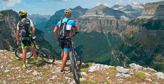 Tracks de Ordesa Pirineos, nueva apuesta de Bikefriendly, propone un recorrido con salida y llegada en Jaca (Huesca)