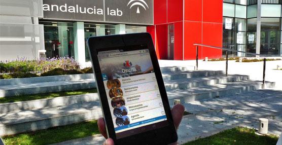 El centro de innovación turística Andalucía Lab lanza una nueva versión de la guía para dispositivos móviles 'Entumano'