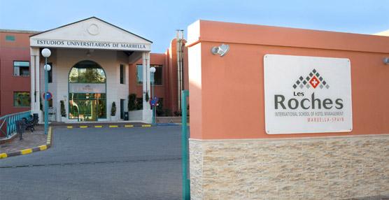 Les Roches Marbella presenta su Posgrado Intensivo en Dirección Hotelera Internacional en la feria FIEP de Madrid