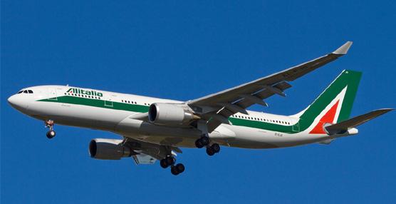 Alitalia reanuda su vuelo directo Roma Fiumicino - Caracas.