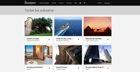 BidAway alcanza los seis millones de clientes con su tecnología dedicada a la subasta de experiencias turísticas