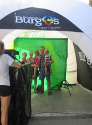 Burgos regala viajes por la provincia a través de un concurso en Facebook con motivo de la Vuelta Ciclista a España