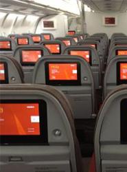 Iberia reinicia sus vuelos a Montevideo y Santo Domingo con cuatro y cinco frecuencias a la semana respectivamente