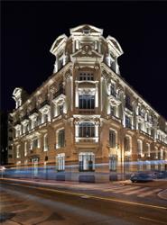 Abre sus puertas en Madrid Urso Hotel & Spa, hotel boutique cinco estrellas ubicado en un edificio de 1915