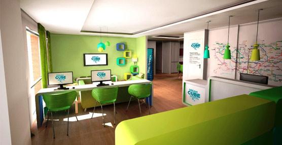 Las habitaciones en forma de cápsulas de Dream Cube Hostel Barcelona triunfan entre los clientes extranjeros