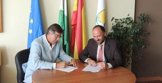 Aehcos y CTSA-Portillo firman un convenio de colaboración que enmarca servicios de transporte y difusión de los mismos