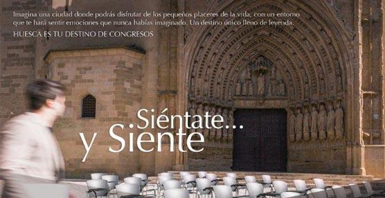 Un grupo de profesionales de congresos de toda España conocerán la oferta de Huesca como destino de reuniones e incentivos