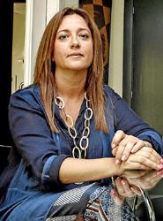 La directora general de Zafiro Tours, Victoria Asensi.