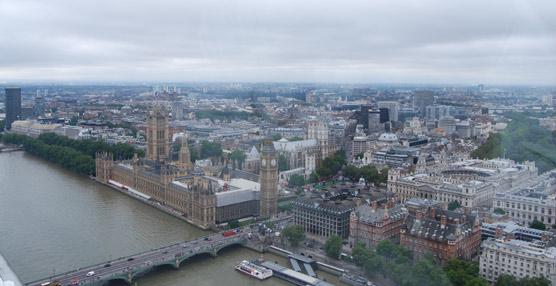Londres encabeza la lista de las ciudades extranjeras más buscadas.