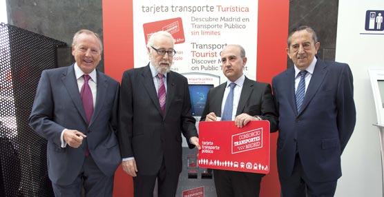 La Comunidad de Madrid e Ifema fomentan el uso del transporte público entre los visitantes a las ferias y congresos del recinto