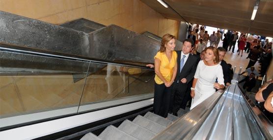 El Palacio de Congresos de Toledo estrena un nuevo acceso al edificio con un remonte mecánico
