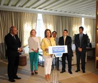 Ana Botella, alcaldesa de Madrid: ''Hemos vuelto a ser el municipio con más turistas de España'