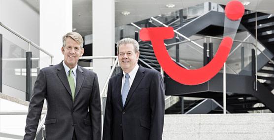 TUI AG y TUI Travel crearán el primer grupo turístico del mundo, con un valor bursátil de unos6.500 millones de euros