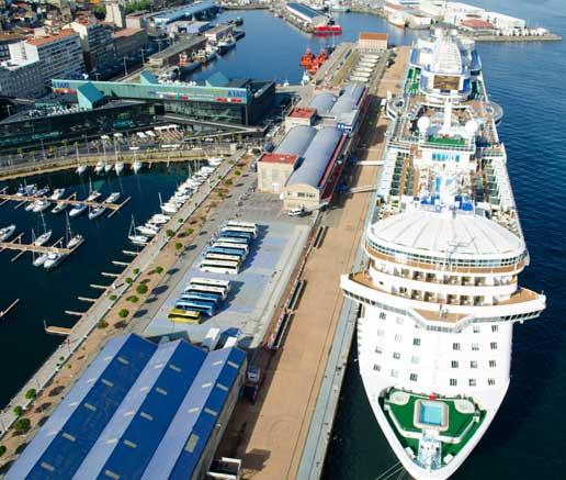 El sector de los cruceros alcanza los 21 millones de pasajeros y una contribución económica de 91.000 millones de euros
