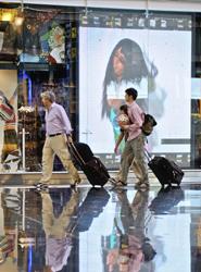 El tráfico aéreo doméstico comienza a repuntar en España después de sufrir dos años de intensas caídas de dos dígitos