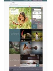 La marca de hoteles con encanto Relais du Silence lanza nueva web para apoyar su consolidación internacional